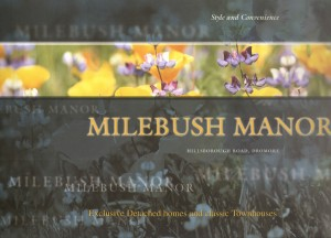Milebush manor front page